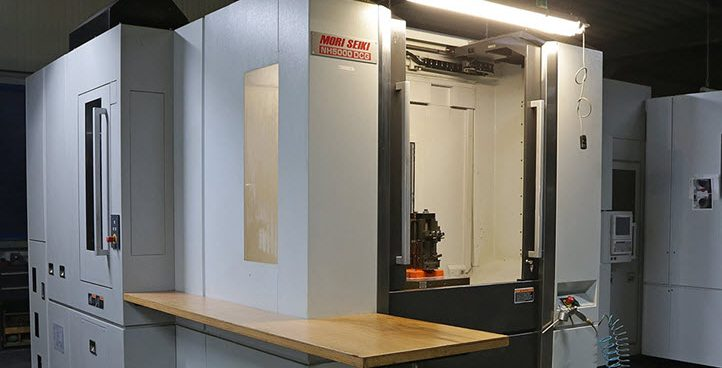 CNC Horizontal Machining Centres